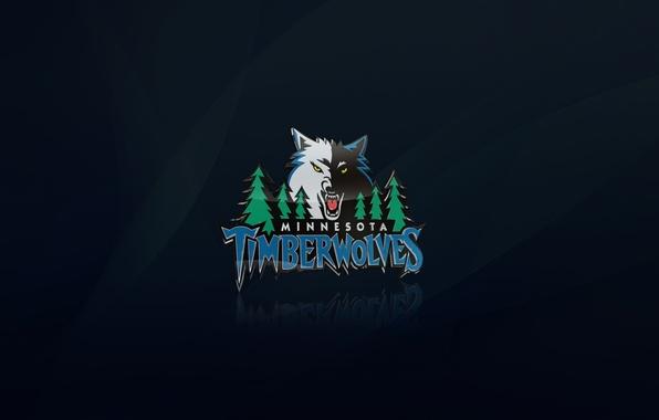 Picture Blue, Basketball, Wolf, Logo, NBA, Mn, Timberwolves, Minnesota TimberWolves