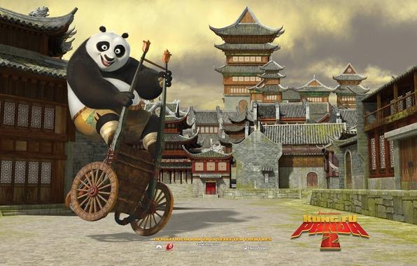 Picture Panda, 2011, Kung fu Panda 2, Dreamwork, Kung Fu Panda 2