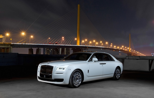 Picture Rolls-Royce, Ghost, GOST, rolls-Royce