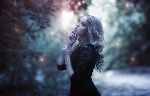 Picture passion, portrait, Karen Abramyan, Neonika