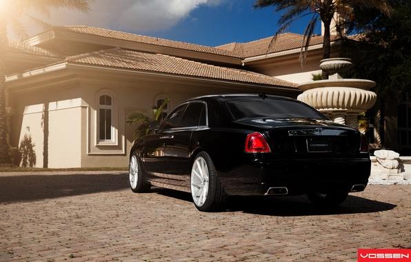 Picture Palma, Rolls Royce, Ghost, Vossen Wheels