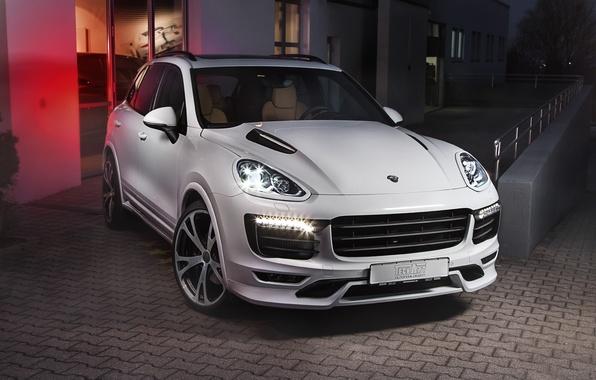 Picture Porsche, Porsche, Cayenne, Cayenne, TechArt