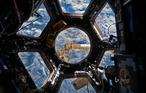 Wallpaper iss the dome the international space station - Wallpaper iss ...