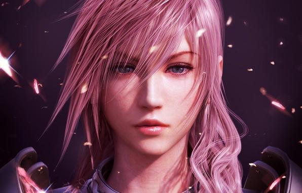 Picture Final Fantasy, Lightning, Lightning, Final Fantasy, Final Fantasy