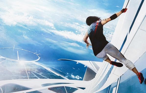Mirror Edge Catalyst Wallpaper: Wallpaper Electronic Arts, DICE, Faith, Mirror's Edge