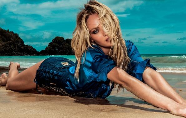 Picture photoshoot, Candice Swanepoel, March 2014, Osmoze