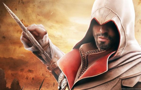 Picture Assassins Creed, brotherhood, brotherhood, assassin