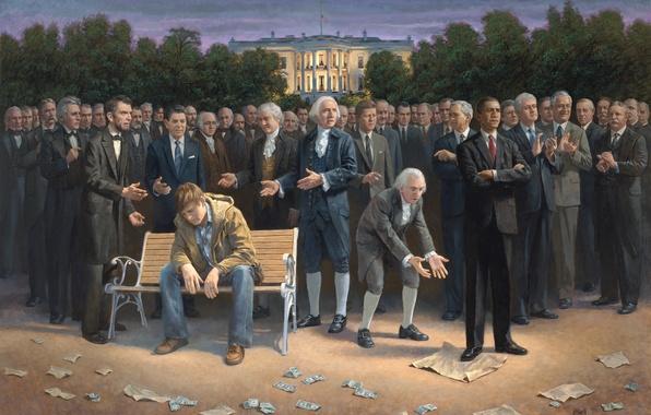 Picture Washington, the white house, lincoln, Abraham Lincoln, barack obama, George bush bushgeorge, Barack Obama, America, …
