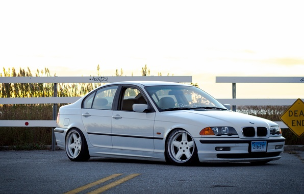Picture tuning, BMW, BMW, three, Drives, E46, 3 series, Stance, 325i