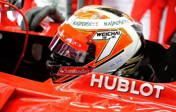 Picture helmet, formula 1, the car, ferrari, Ferrari, formula 1, Motorsport, Malaysia, autosport, Grand Prix of …