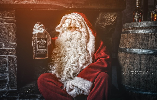 Picture holiday, Christmas, Whiskey