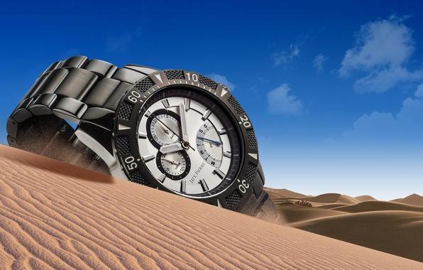 Picture desert, sand, Watch, Jack pierre