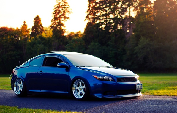 Picture tuning, stance, canibeat, Scion tC