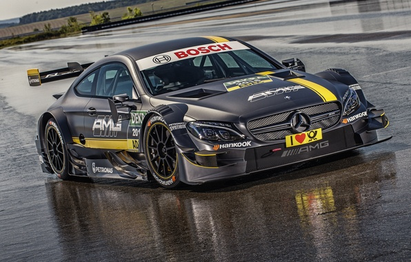 Picture Mercedes-Benz, Mercedes, AMG, Coupe, DTM, AMG, C 63, 2014, C205, C-Cass