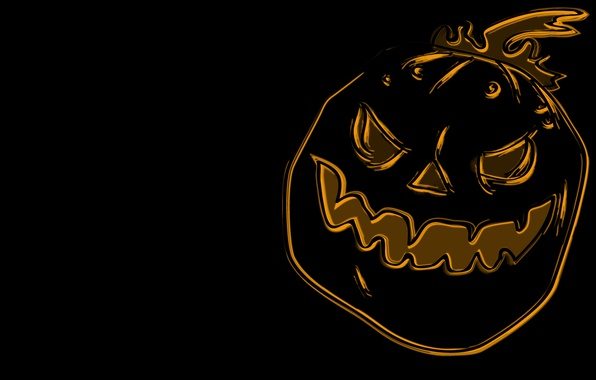 Picture holiday, figure, pumpkin, halloween, 1920x1080, holiday, picture, pumpkin