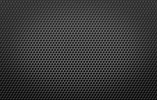 Picture black, texture, metal
