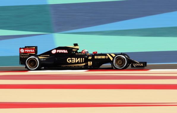 Picture Lotus, the car, formula 1, E23