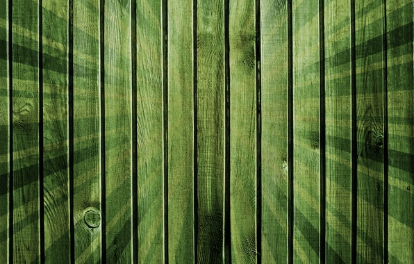 Picture rays, green, background, Board, texture