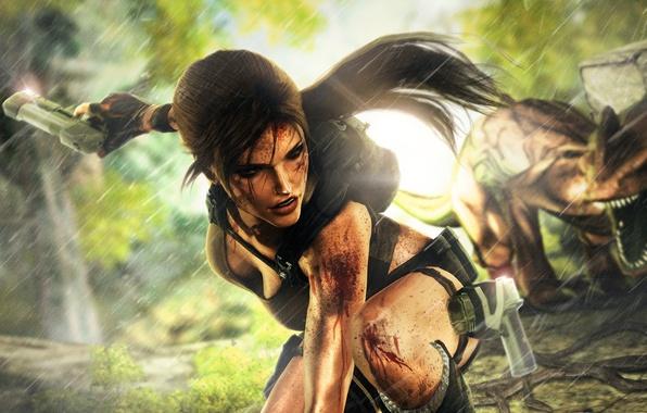 Picture lara croft, Eidos Interactive, Crystal Dynamics, Tomb Raider: Underworld