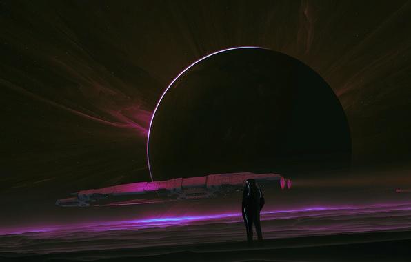 luna poverhnost kosmos
