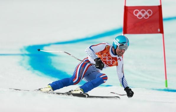 Picture speed, Russia, Russia, men, Skiing, Sochi 2014, The XXII Winter Olympic Games, Sochi 2014, sochi …
