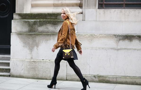 Photo Wallpaper Diana Gavrilina London The City Street Style Girl