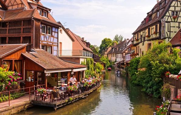 Picture France, France, Alsace, Alsace, Colmar, Colmar