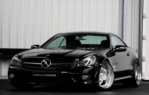Picture Mercedes-Benz, AMG, Wheelsandmore, front, SL63