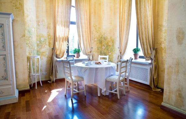 Picture design, comfort, house, interior, kitchen, furnished, otdyh