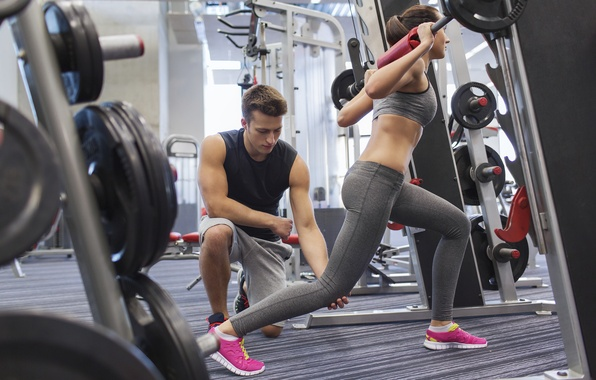 how to become a fitness trainer at a gym