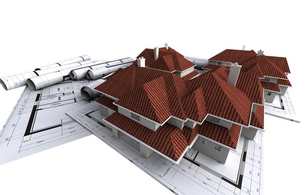Picture home, architecture, construction