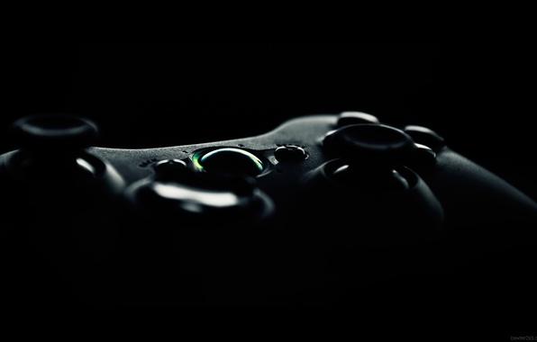 Picture joystick, xbox, 360, gamepad