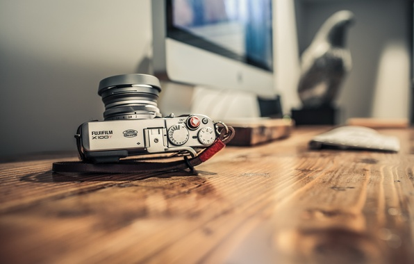 Picture Camera, Bokeh, x100T, FujiFilm