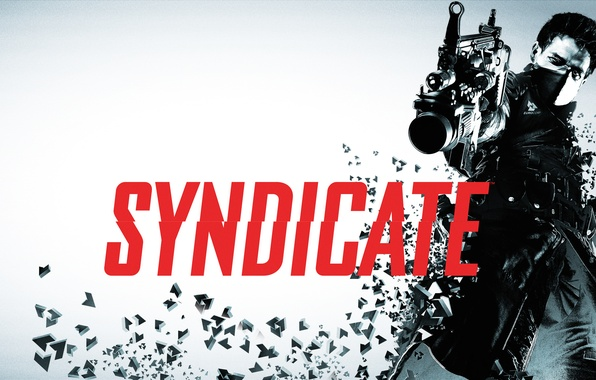 Photo wallpaper games, Syndicate, Starbreeze Studios, Syndicate 2012