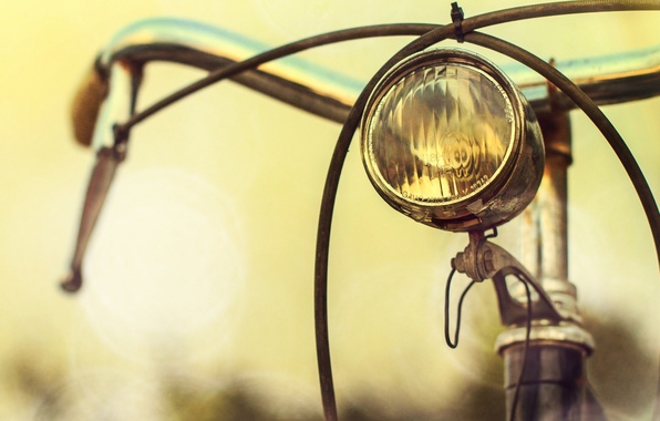 Picture macro, bike, background, Wallpaper, blur, the wheel, wallpaper, bicycle, different, widescreen, background, macro, full screen, ...