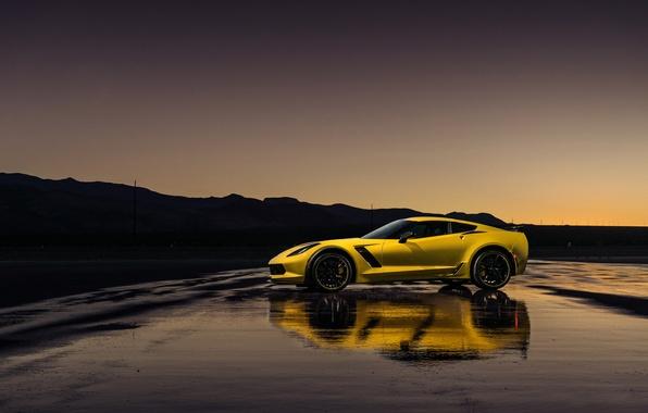 Picture Z06, corvette, chevrolet, C7 R