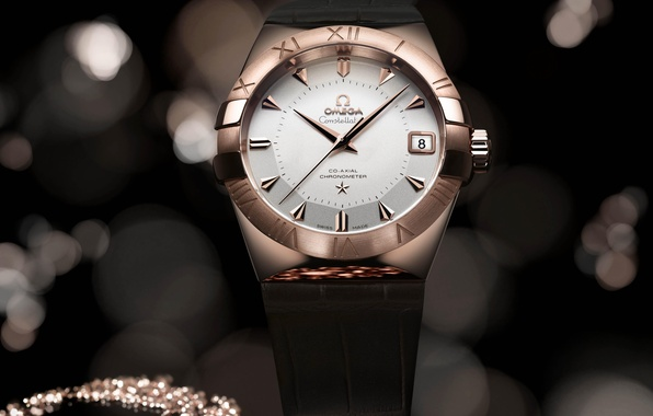 Picture stones, watch, Omega, placer, Omega, Swiss, watch, chronometer, chronometer, Swiss, co-axial, Constellation