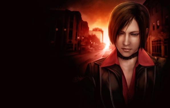 Picture Resident Evil, Biohazard, Ada Wong, Resident Evil: Damnation