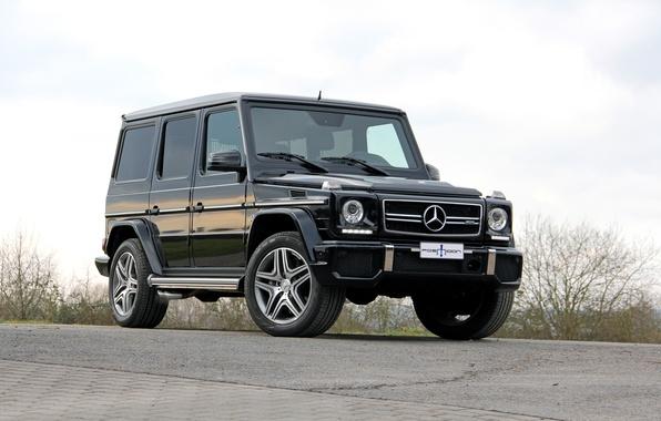 Picture Mercedes-Benz, Mercedes, AMG, Gaelic, g, AMG, W463, 2015, G 63, Posaidon