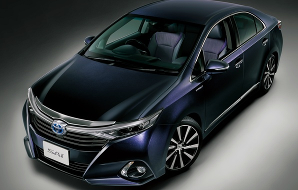 Picture Toyota, hybrid, Toyota, viola, Sai, SAI, 2015, Viola