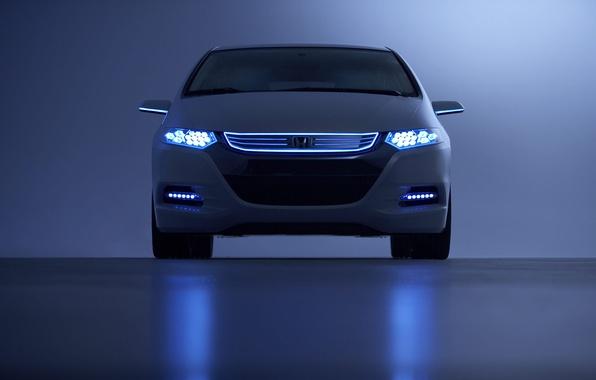 Picture light, machine, lights, lights, honda, box, Honda