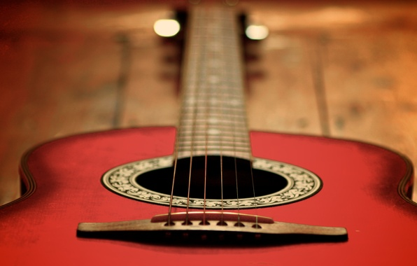 Picture guitar, strings, Grif, musical instrument
