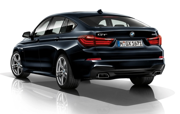 Picture machine, background, BMW, back, Gran Turismo, 550i, M Sport Package
