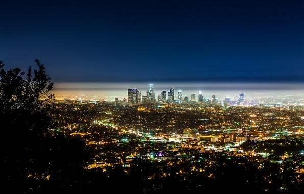 Picture city, the city, CA, USA, USA, Los Angeles, California, Los Angeles