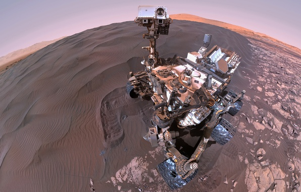 Picture Mars, the Rover, Curiosity, Curiosity, superficiality