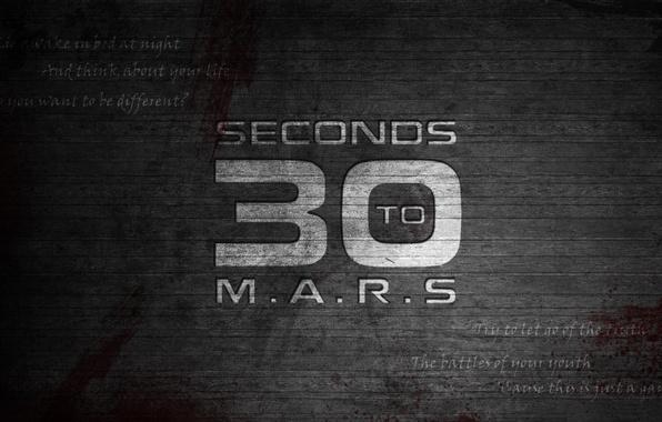 Picture Jared Leto, 30 seconds to mars, echelon