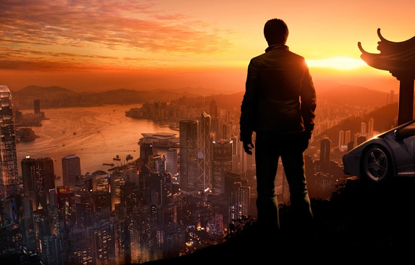 Picture the city, people, True Crime: Hong Kong