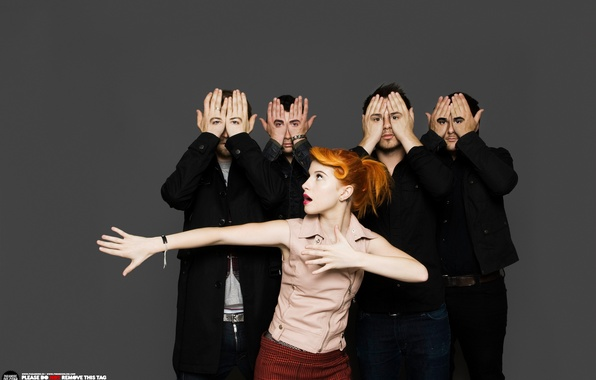 Picture group, paramore, hayley williams