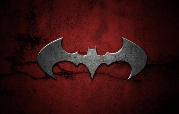 Picture graphics, logo, Batman
