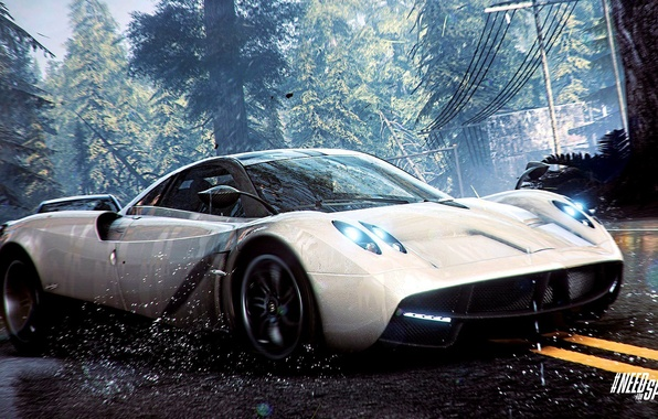 Picture Pagani, Need for Speed, nfs, To huayr, 2013, Rivals, NFSR, NSF